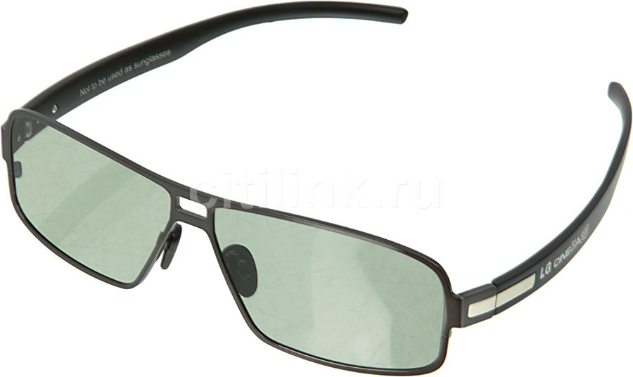 Очки 3D LG AG-F350,  1 шт,  черный