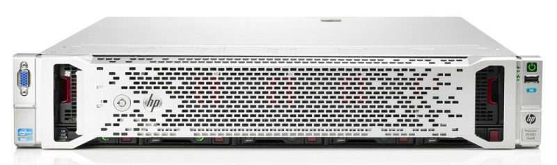 Сервер HPE ProLiant DL560 G8 2xE5-4610 4x8Gb x5 2.5