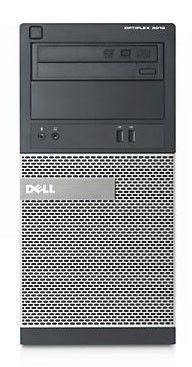 Компьютер  DELL Optiplex 3010,  Intel  Core i3  2120,  DDR3 4Гб, 500Гб,  Intel HD Graphics,  DVD-RW,  Windows 7 Professional,  черный и серебристый [x073010102r]