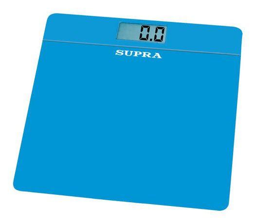 Весы SUPRA BSS-2020, до 150кг, цвет: синий [bss-2020 blue]