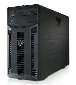 Сервер Dell PE T410 2xE5620 2.4/24G(6x4GB 2R RDIMM)/SAS4x450GB 15k3.5/RW/H7001GBNV/iD6En/RPS/3YPNBD [210-31928]