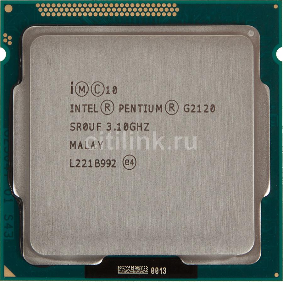 Процессор INTEL Pentium G2120, LGA 1155 BOX [bx80637g2120 s r0uf]