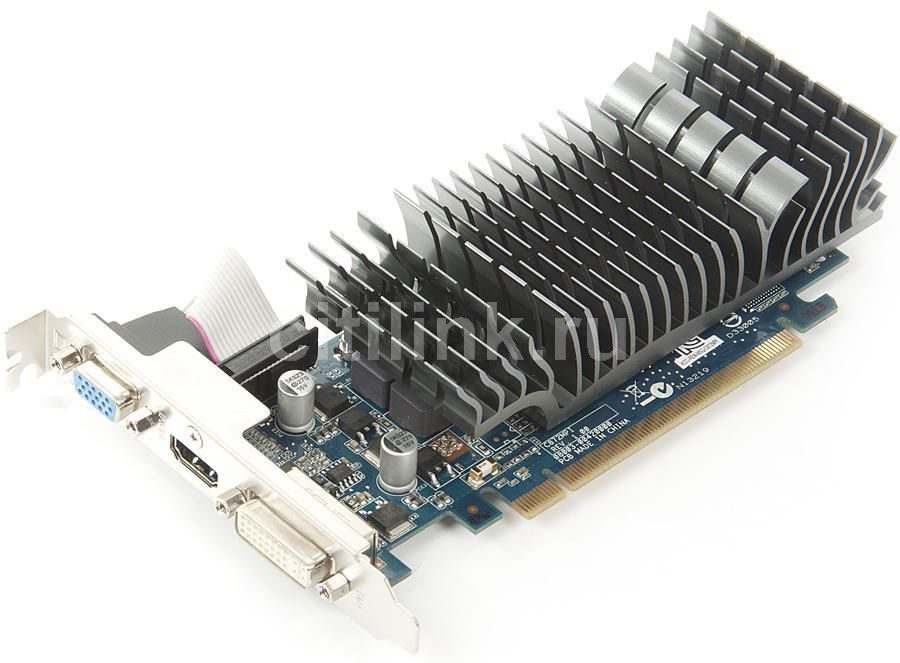 ASUS NVIDIA GEFORCE 210 SILENT 1GB DDR3 DRIVERS FOR PC