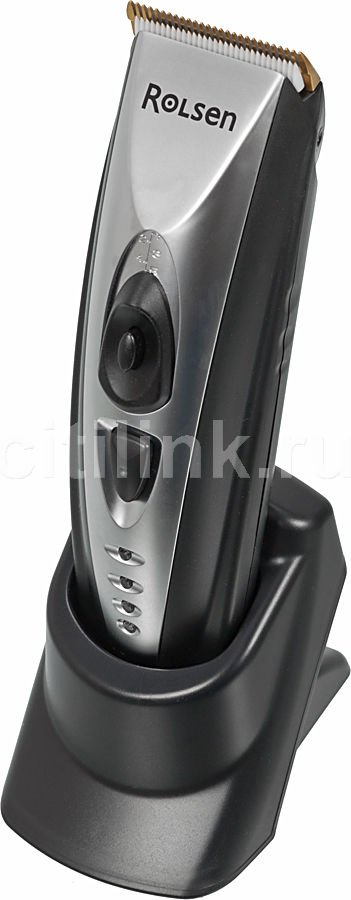 Триммер ROLSEN RHC-8021SE Pro,  черный
