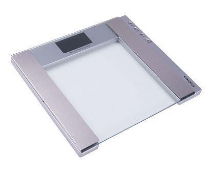 Напольные весы ROLSEN RSL1801, до 150кг, цвет: серебристый