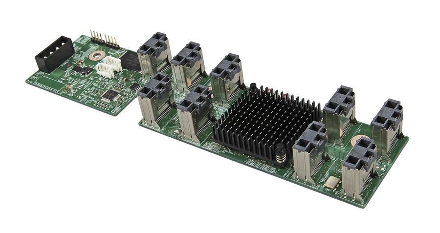 Рэйд экспандер Intel Original RES2CV240 PCI-E x4 6G SAS (RES2CV240 918934)