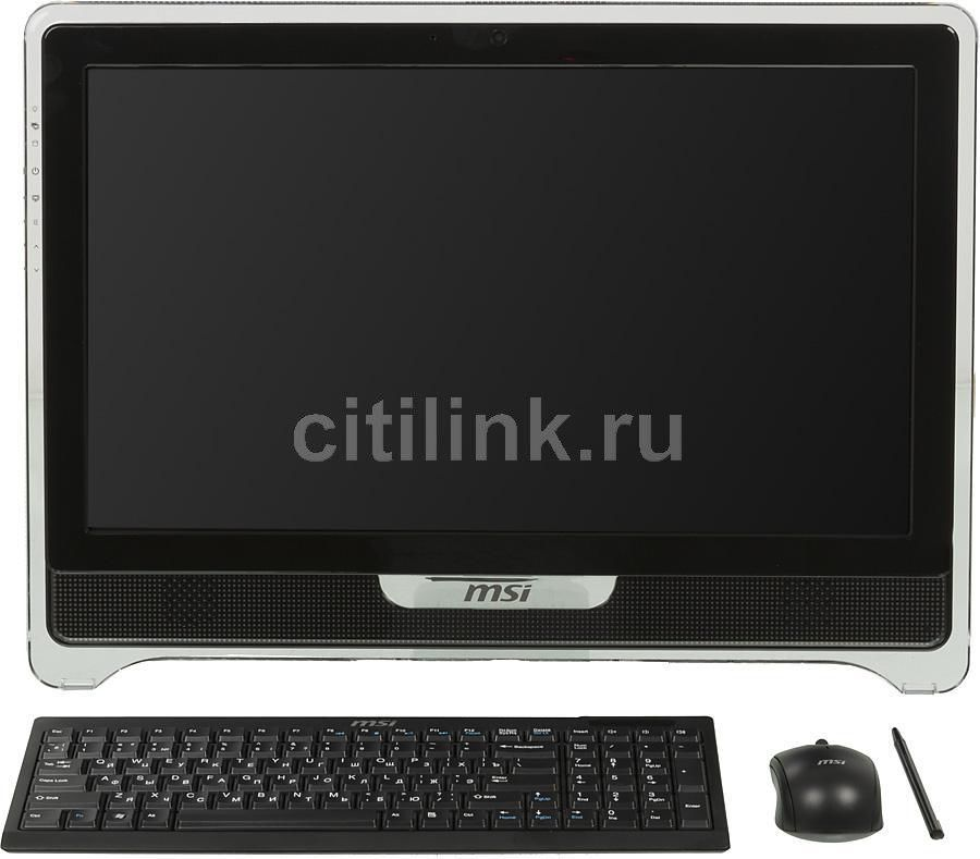 Моноблок MSI AE2281G-012RU, Intel Core i3 3220, 4Гб, 500Гб, nVIDIA GeForce GT630 - 2048 Мб, DVD-RW, Windows 7 Home Premium, черный [9s6-ac7711-012]