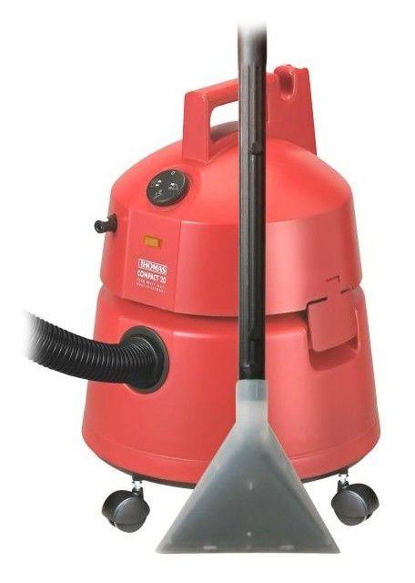 Моющий пылесос THOMAS Compact 20R, 1400Вт, красный