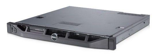 Сервер Dell PE R210II E3-1230 3.2/4GB(1x4 LV2RUD1.3K)/500GSATA 6G 7.2k3.5