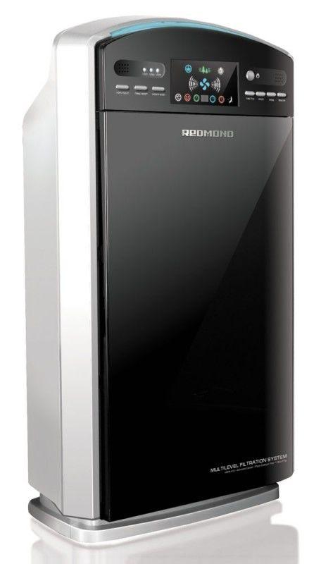 Воздухоочиститель REDMOND RAC-3704,  серебристый