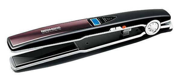 Выпрямитель для волос REDMOND RCI-2304,  серый