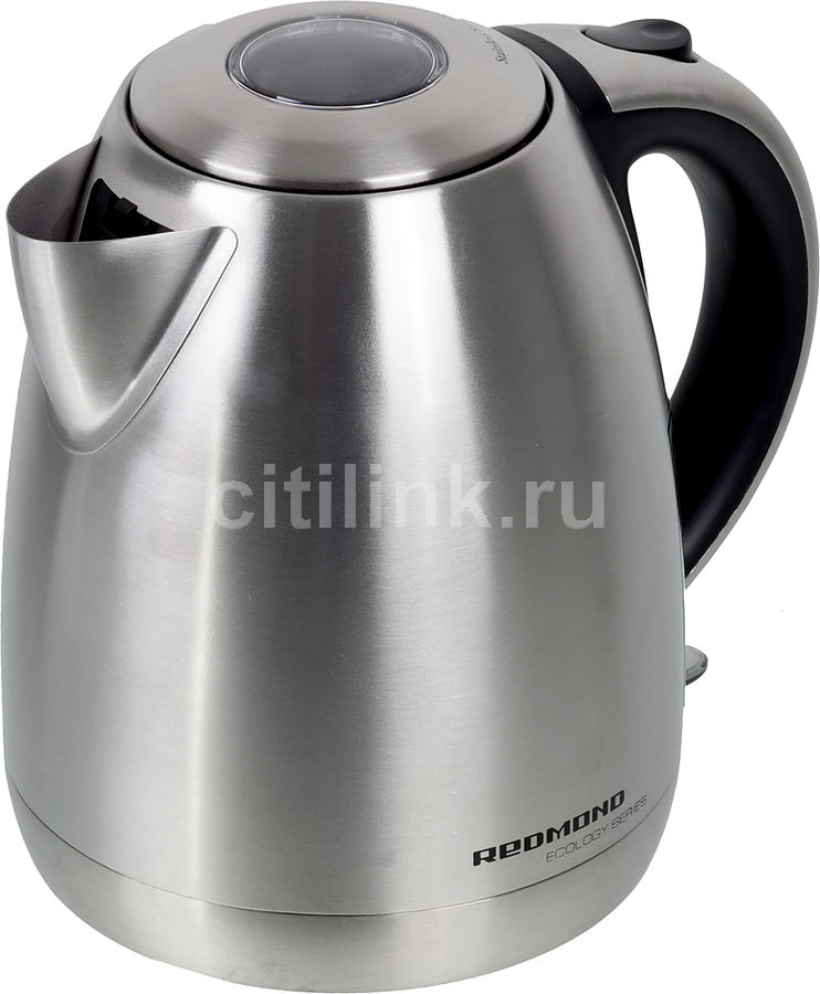 Чайник электрический REDMOND RK-M113, 2000Вт, серебристый