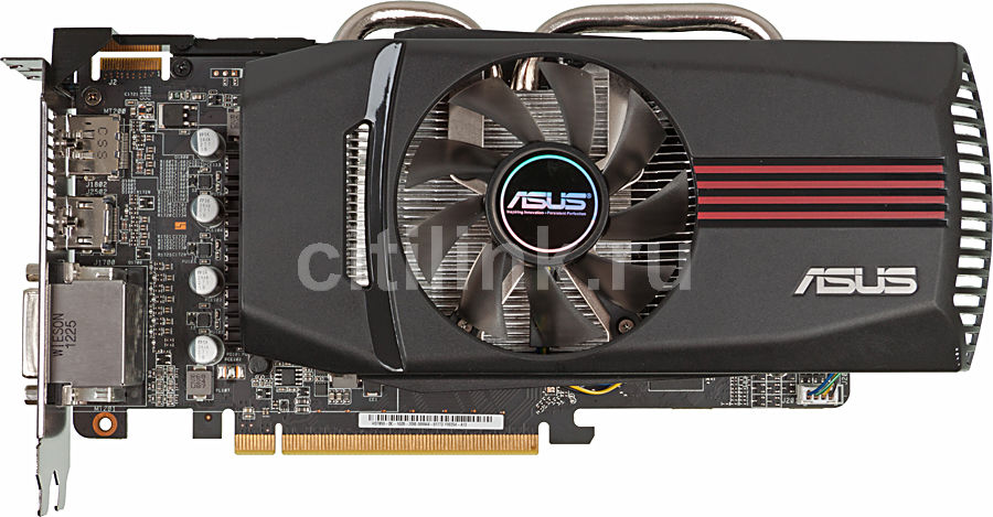 Видеокарта ASUS Radeon HD 7850,  1Гб, GDDR5, Ret [hd7850-dc-1gd5]