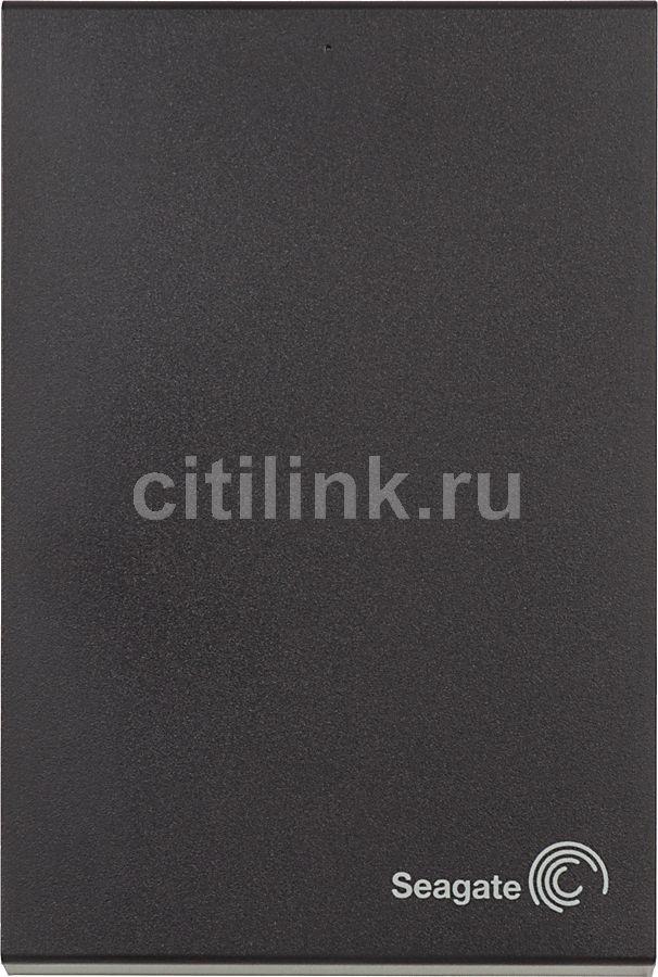 Внешний жесткий диск SEAGATE Expansion STBX1000201, 1Тб, черный
