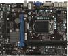 Материнская плата MSI H61M-P22 (G3), LGA 1155, Intel H61(B3), mATX, Ret вид 1