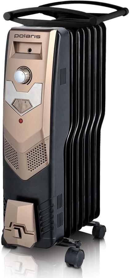 Масляный радиатор POLARIS PRE SN 0920H, 2000Вт, черный