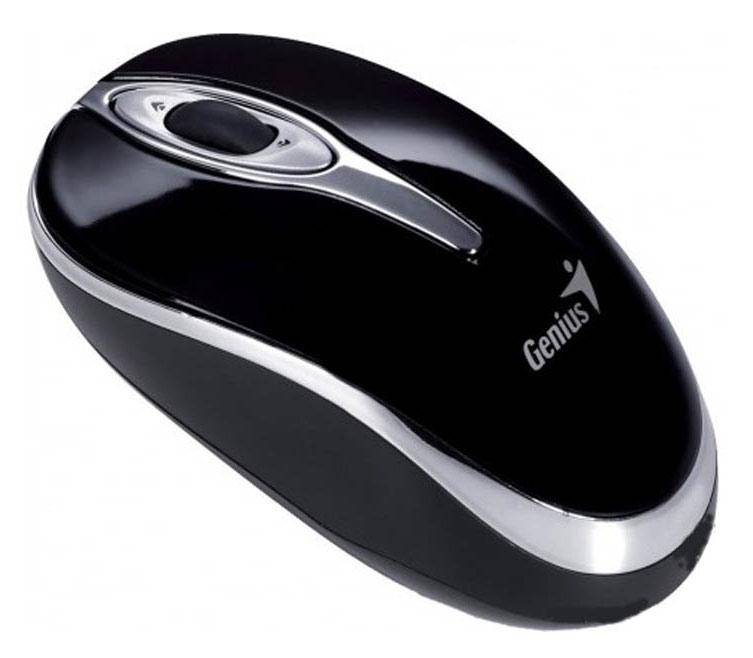 Мышь GENIUS Traveler 900 оптическая беспроводная USB, черный [31030021103]