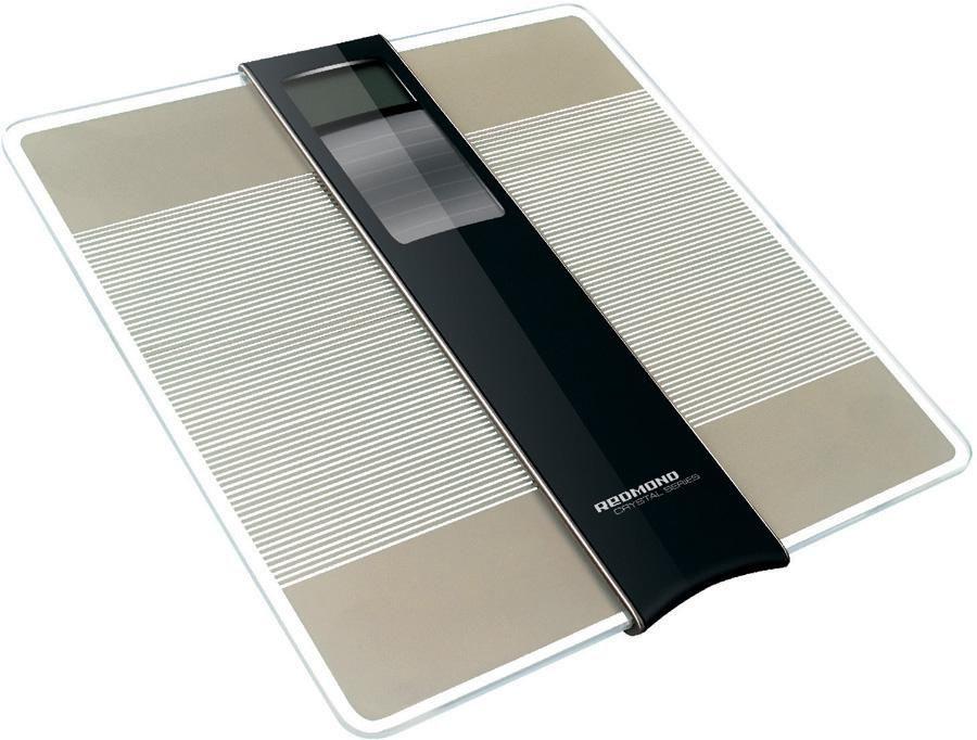 Весы REDMOND RS-719, до 150кг, цвет: серый [rs-719 (grey)]