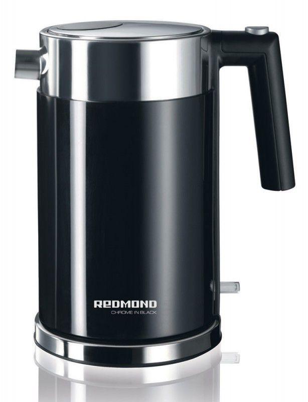 Чайник электрический REDMOND RK-M119, 2000Вт, черный