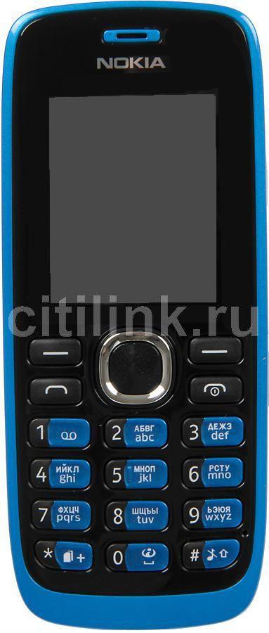Мобильный телефон NOKIA 112 синий