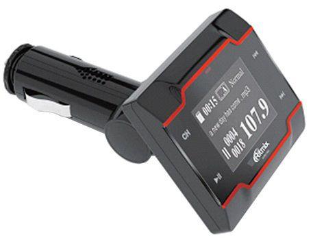 FM-трансмиттер RITMIX FMT-A760