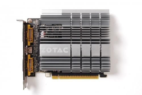 Видеокарта ZOTAC GeForce GT 630,  1Гб, DDR3, Ret [zt-60406-20l]