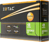 Видеокарта ZOTAC GeForce GT 640, ZT-60201-10L,  2Гб, DDR3, Ret вид 7