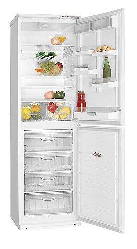 Холодильник АТЛАНТ XM 6095-031,  двухкамерный,  белый