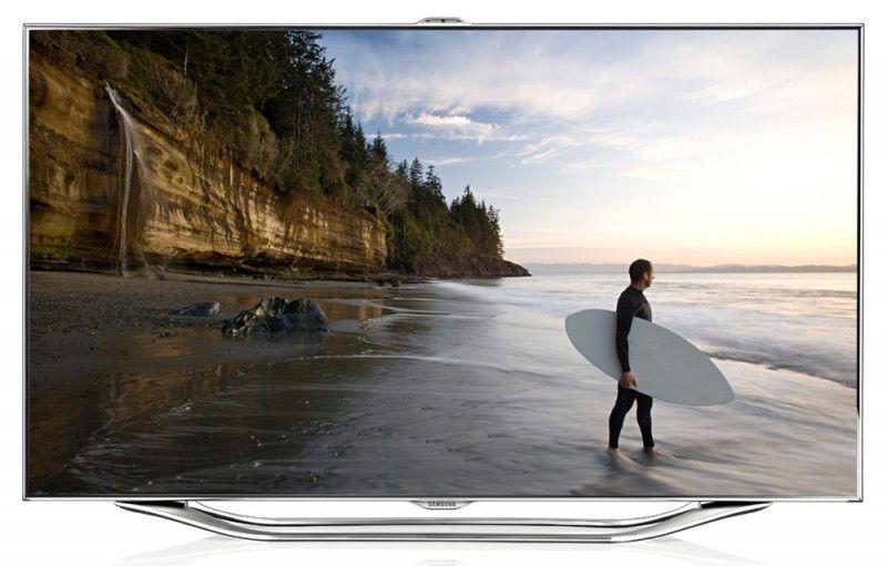 LED телевизор SAMSUNG UE65ES8007U