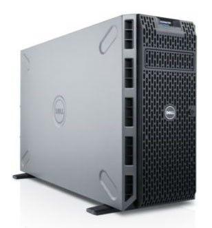 Сервер Dell PE T620R2xE5-2690/32(4x8 2RLVRDIM1.6)x12/SAS2x600 15 3.5/RW/H710/7En8G/2x2SD/4xQL2562/3P [210-39507]