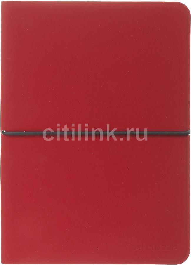Обложка POCKETBOOK Vigo World Easy, красный