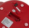 Весы кухонные SUPRA BSS-4090,  красный вид 5