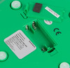 Весы кухонные SUPRA BSS-4090,  зеленый вид 6