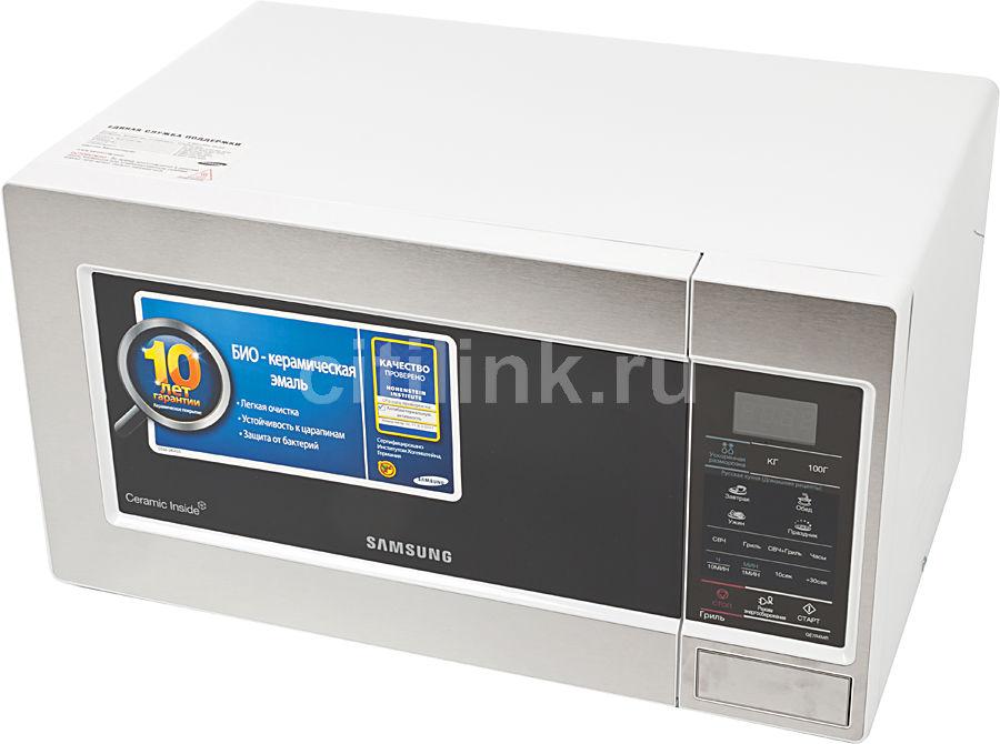 Микроволновая печь SAMSUNG GE7R4MR-W, белый