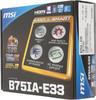 Материнская плата MSI B75IA-E33 LGA 1155, mini-ITX, Ret вид 6