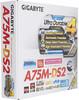 Материнская плата GIGABYTE GA-A75M-DS2 Socket FM1, mATX, Ret вид 6