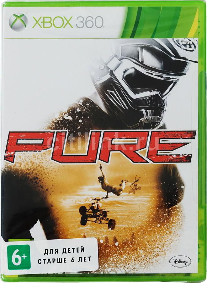 Игра SOFT CLUB Disney Pure для  Xbox360 Rus (документация)