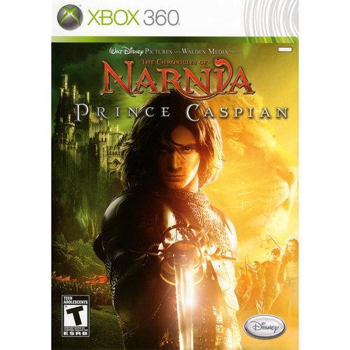 Игра SOFT CLUB Disney Хроники Нарнии: Принц Каспиан для  Xbox360 Rus (документация)