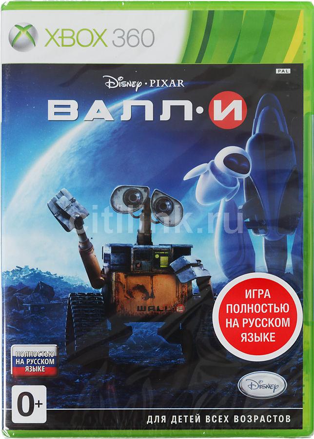 Игра SOFT CLUB Disney Pixar Валл-И для  Xbox360 Rus