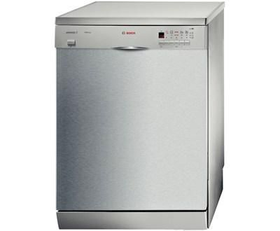 Посудомоечная машина BOSCH SGS45N68RU,  полноразмерная, серебристая