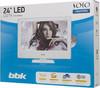 LED телевизор BBK Solo LED2473FW