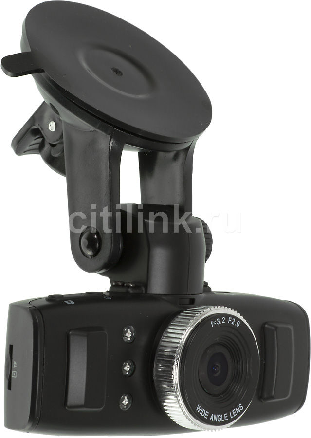 Видеорегистратор SUPRA SCR-770 черный