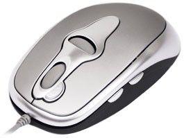 Мышь A4 X6-005D оптическая проводная USB, серый и черный [x6-005d usb]