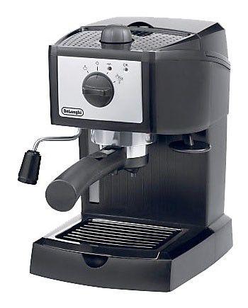 Кофеварка DELONGHI EC152 CD,  эспрессо,  черный