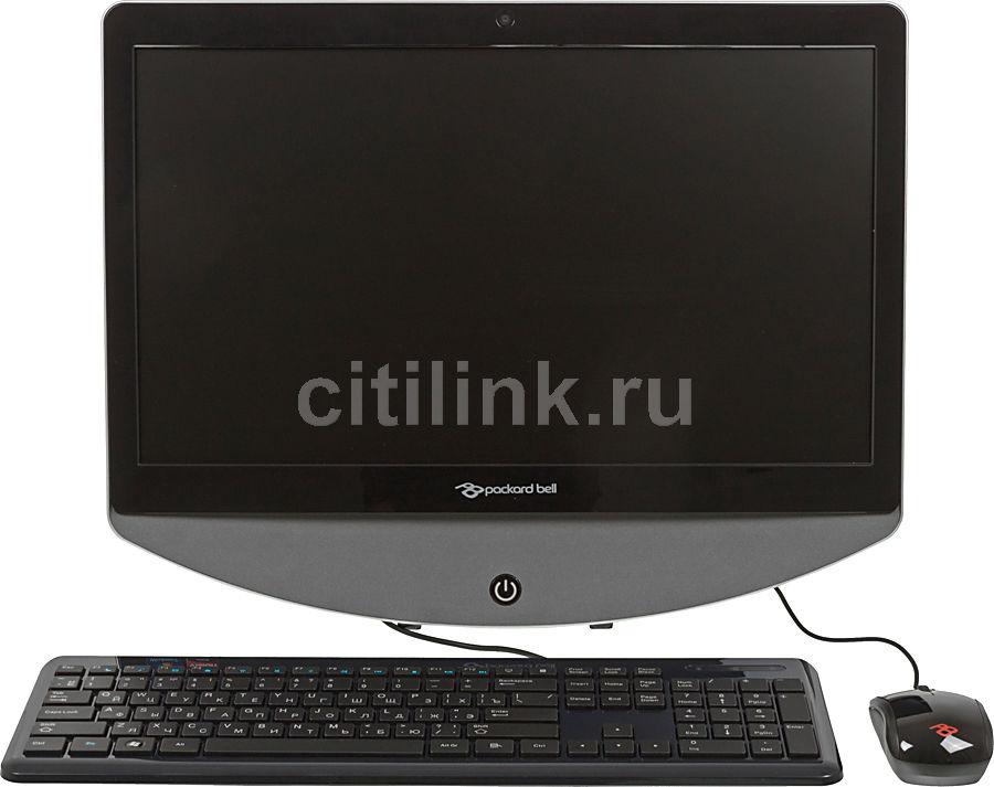 Моноблок ACER Packard Bell oneTwo S3720, Intel Core i3 2100, 4Гб, 500Гб, Intel HD Graphics 2000, DVD-RW, Free DOS, черный и серебристый [dq.u6fer.001]
