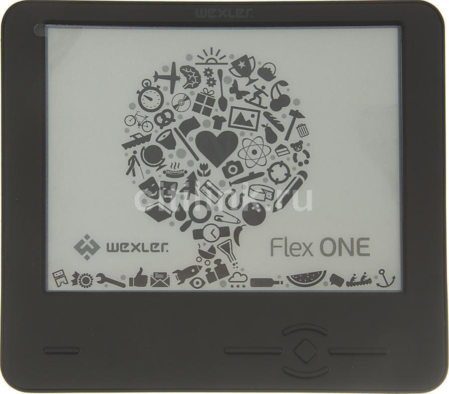 Электронная книга WEXLER Flex ONE,  6