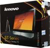 Моноблок LENOVO IdeaCentre B320G, Intel Pentium G640, 4Гб, 500Гб, Intel HD Graphics, DVD-RW, Free DOS, черный и серебристый [57310600] вид 13