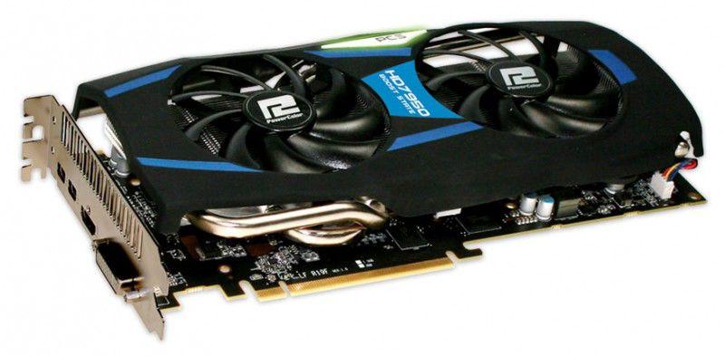 Видеокарта POWERCOLOR Radeon HD 7950,  3Гб, GDDR5, Ret [ax7950 3gbd5-2dhppv3]