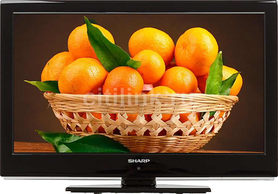 "LED телевизор SHARP LC24LE240RU  ""R"", 24"", FULL HD (1080p),  черный"