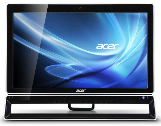 Моноблок ACER Aspire Z3770, Intel Core i5 3330S, 6Гб, 1000Гб, nVIDIA GeForce GT620 - 2048 Мб, DVD-RW, Windows 8, черный и серебристый [dq.smmer.011]